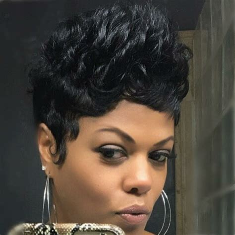 hairstyles on black hair short curly weave hairstyles for black hair 1 hairstyles
