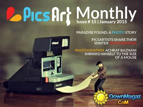picsart tutorial pdf download picsart monthly january 2015 187 download pdf magazines