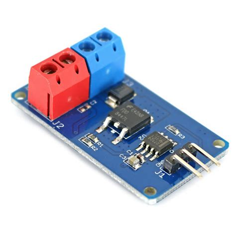 transistor driver arduino high current mosfet fan motor led driver module for arduino avr free shipping dealextreme