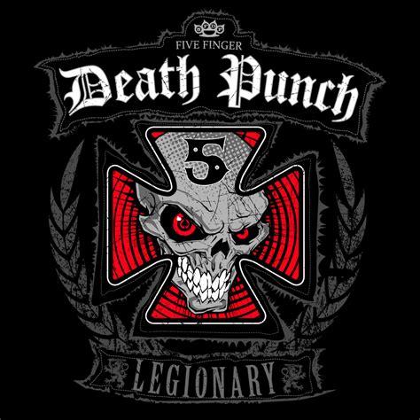 Kaos Bsd Logo Aveneu Merch bravado legionary five finger punch