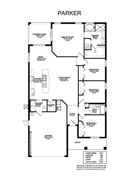 Highland Homes Floor Plans by Floor Plan Highland Homes