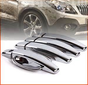 2014 Buick Encore Accessories Accessories Fit For 2013 2014 Buick Encore Chrome Side