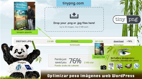 optimizar imagenes web online wordpress optimizar peso im 225 genes web joan morci