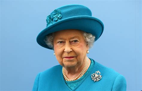 queen elizabeth queen elizabeth ii beams after winning a a 98 voucher from