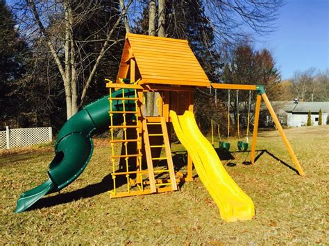 swing set with horse glider 17 best images about swing set installations on pinterest