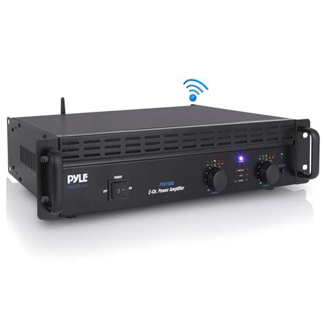 Power 1000 Watt new pyle pta1000 1000 watts 2 channel professional power