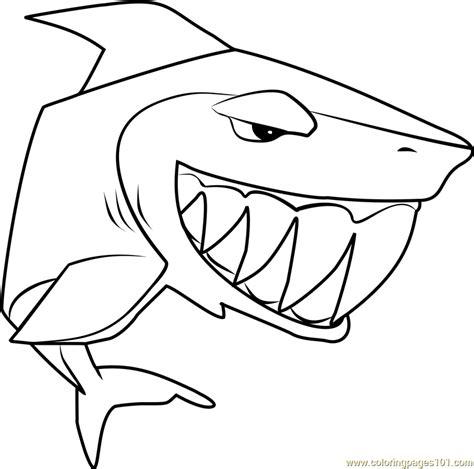 printable coloring pages animal jam shark animal jam coloring page free animal jam coloring