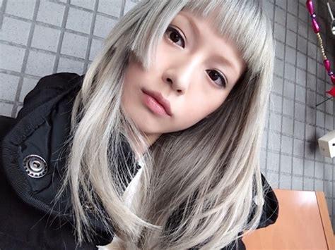 Model Rambut J Rock by Tiru Model Rambut Member Band Rock Wanita Asal Jepang