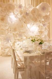 Wedding Wall Decor by The White Wedding Craft And Couture