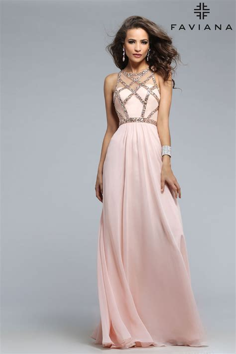 Formal Dresses by Faviana 7759 Prom Dress Prom Gown 7759