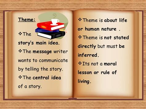 themes for my story theme1