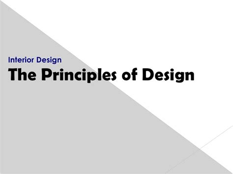 elements of interior design slideshare wrms principles of design