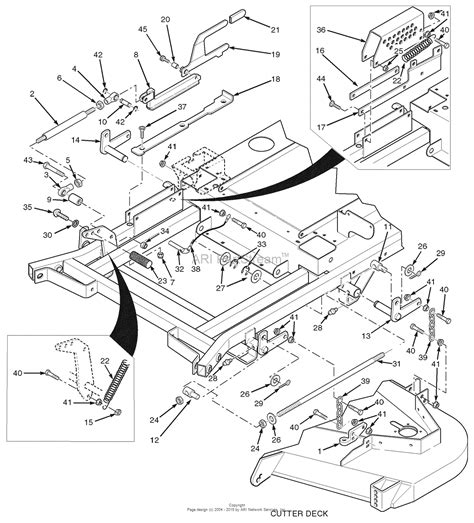 wiring diagram for scag turf tiger 34 wiring diagram