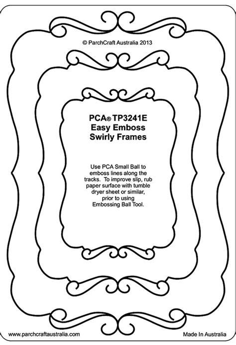 pergamano templates free pca embossing parchment templates tp3220e tp3250e