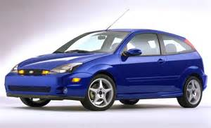 2002 Ford Focus Car And Driver