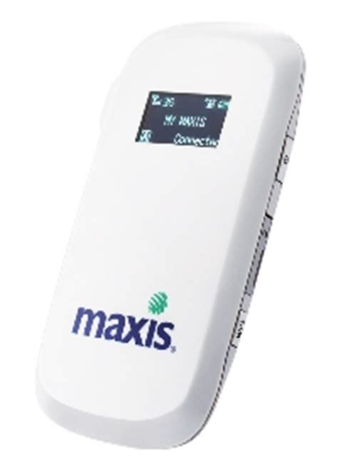 Portable Wifi Maxis Mifi In Malaysia Mobile Wifi Devices And Plans Leaping Post