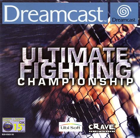 emuparadise ufc ultimate fighting chionship pal iso