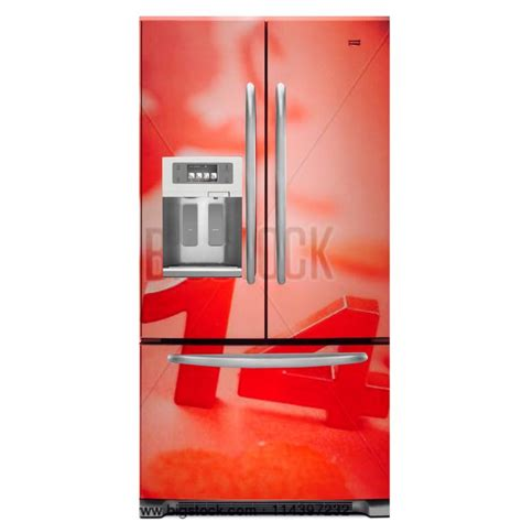 Home Appliance Cover Fridge Fronts Magnetic And Vinyl Appliance Covers A