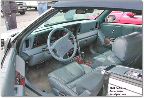 small engine repair training 1994 chrysler lebaron seat position control imcdb org comments about this