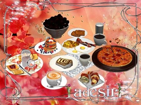 sims 4 food cc 17 best images about sims cc on pinterest sofa pillows