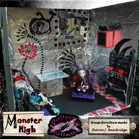 dollshouse craft monster high dolls house