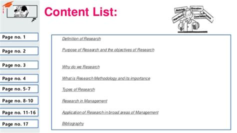 Rmm Form In Mba by Research Methodology And The Application Of Research In