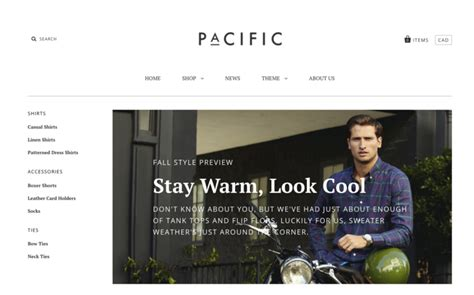 shopify nested themes what nested navigation means for your shopify store