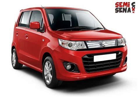 Harga Suzuki Wagon Spesifikasi Dan Harga Suzuki Karimun Wagon R Gs