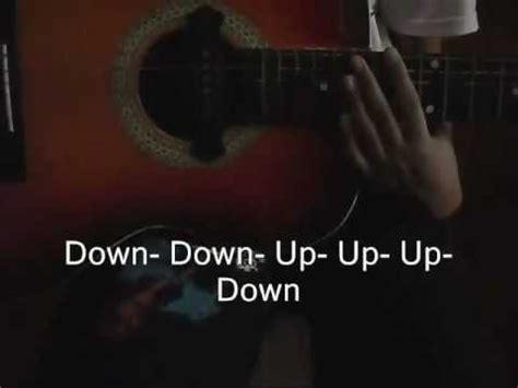 guitar tutorial of passenger seat guitar guitar chords strumming pattern guitar chords