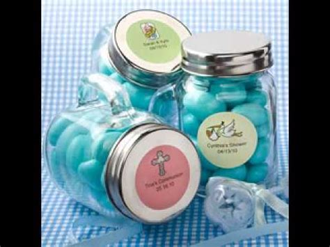 Diy Christening Giveaways Ideas - diy giveaways for christening baby boy diydry co