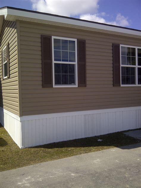 exterior building products mittten vinyl skirting