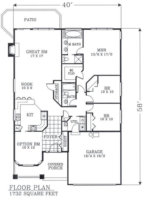 bungalow with basement house plans 25 best ideas about narrow lot house plans on pinterest narrow house plans