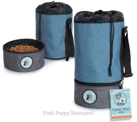posh puppy boutique the best 6 portable bowls