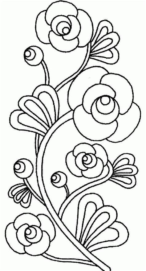 rose coloring pages pdf rose flowers coloring sheets printable for boys girls