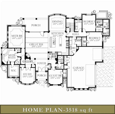 house plans 3500 4000 square feet 3500 to 4500 sq ft 3500 4000 sq ft homes custom home builders glazier
