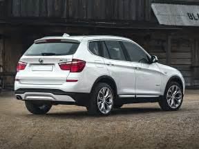 2016 Bmw X3 New 2016 Bmw X3 Price Photos Reviews Safety Ratings