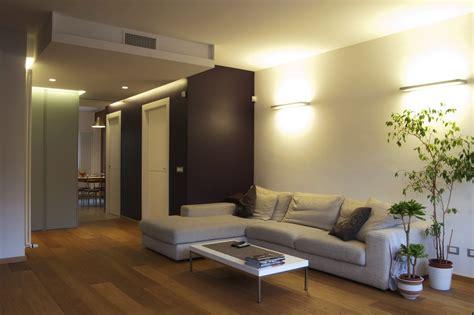 illuminazione per soggiorno tende a vetro in sala