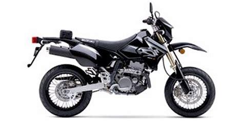 Suzuki Dr650 Fuel Economy Suzuki Dr 650se Motorcycle 2006