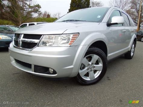 bright silver moon a journey story books bright silver metallic 2010 dodge journey sxt exterior
