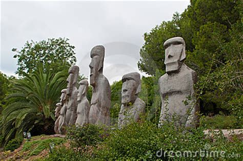 stone people figures royalty  stock photo image