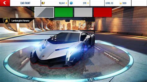Asphalt 8 Coloring Pages by Lamborghini Veneno Color Customization Asphalt Wiki