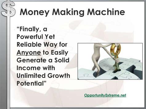 Money Making Machine Online - money making machine