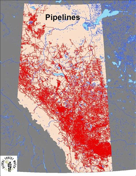 map of pipelines in alberta mike hudema on quot here s a map of all the pipelines