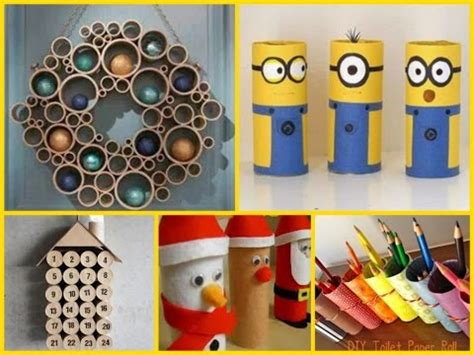 Diy Toilet Paper Holder 20 creative diy toilet paper roll craft youtube