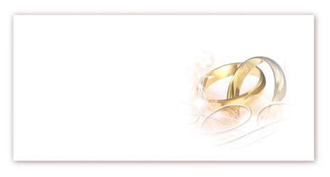 Aufkleber Briefumschlag Hochzeit by Briefumschl 228 Ge Mit Motiv Hochzeit Ringe Drucksachenversand