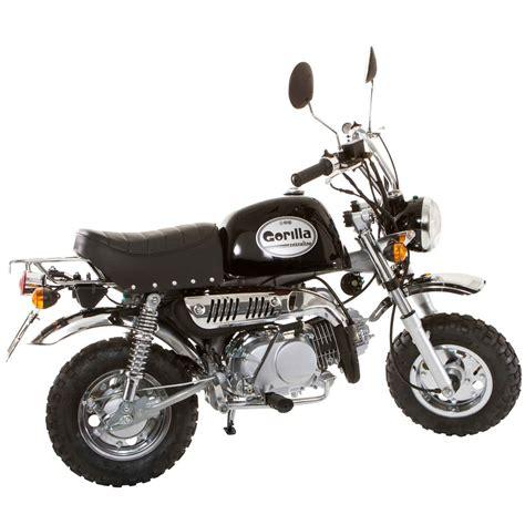 Tangki Bensin Mini Trail 50cc gorilla 50cc the miniature trail bike autoevolution