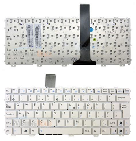 Keyboard Notebook Asus Eee Pc X101h laptop keyboard for asus eee pc x101 x101ch x101h uk