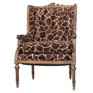 amazing giraffe chair at 1stdibs
