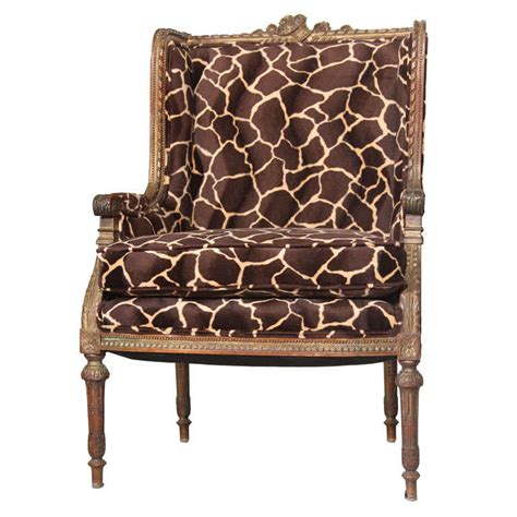 Giraffe Furniture by Amazing Giraffe Chair At 1stdibs