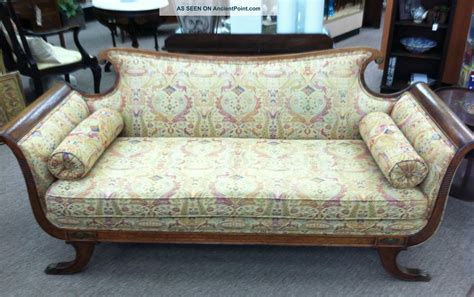 Antique Furniture Sofa Styles by Antique Duncan Phyfe Sofa Images Antique Sofa Antique Rosewood Settee Sofa
